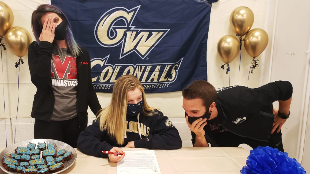 Signing Day with Coaches